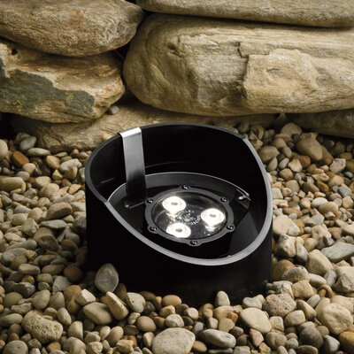 Kichler Landscape LED 3 Light Inground Well Light