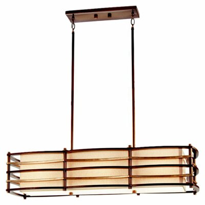 Moxie 3 Light Kitchen Island Pendant