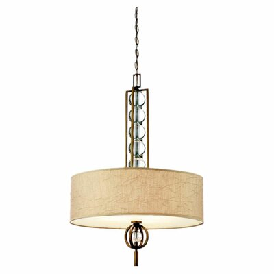 Kichler Celestial 3 Light Drum Pendant