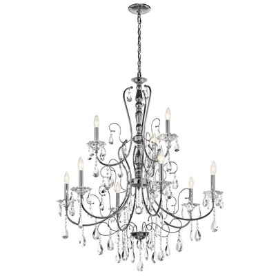 Kichler Jules 9 Light Chandelier