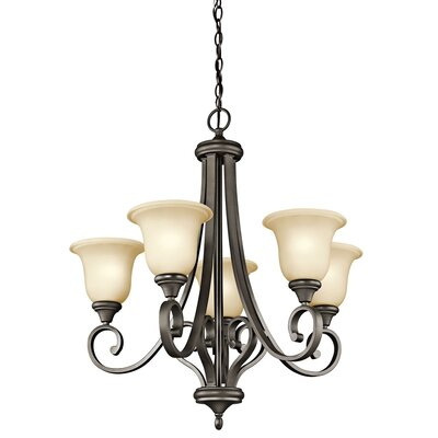 Kichler Monroe 5 Light Chandelier