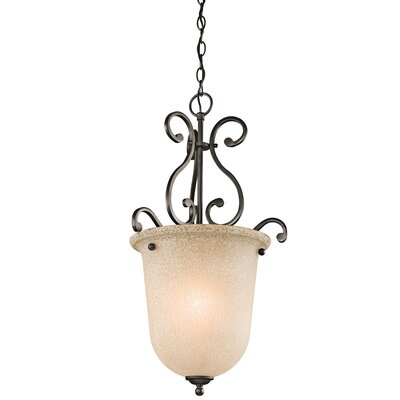 Camerena 1 Light Foyer Pendant