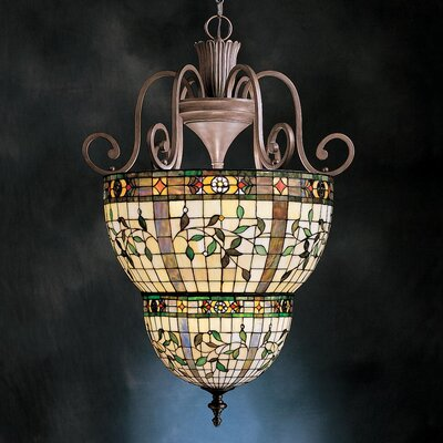 Elegant'e 6 Light Foyer Pendant