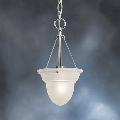 Kichler Family Spaces 1 Light Inverted Pendant