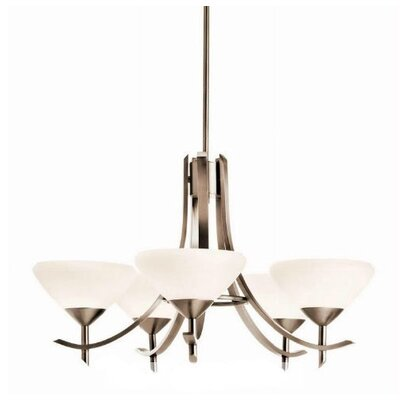 Olympia 5 Light Chandelier