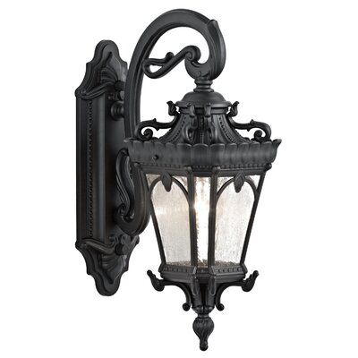 Kichler Tournai 1 Light Outdoor Wall Lighting