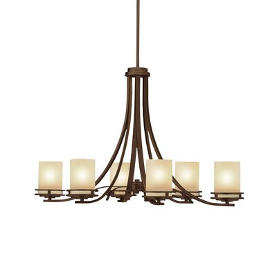 Hendrik 6 Light Chandelier