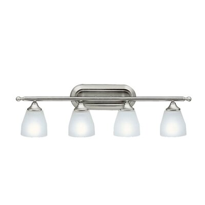Kichler Ansonia 4 Light Vanity Light