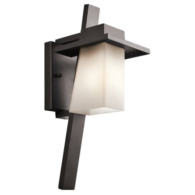 Kichler Stonebrook 1 Light Outdoor Wall Lighting