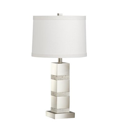 """Kichler Westwood Denly 25.25"""" H Table Lamp with Drum Shade"""