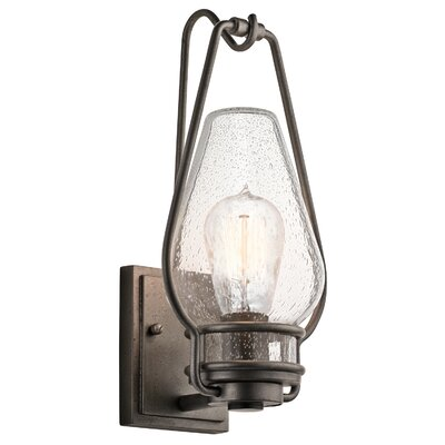 Kichler Hanford 1 Light Outdoor Wall Lantern