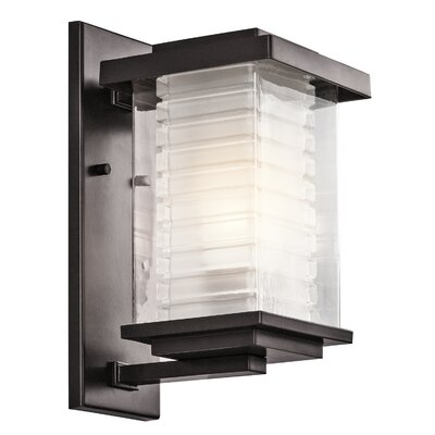Kichler Ascari 1 Light Outdoor Wall Lantern