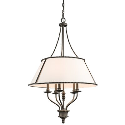 Kichler Donington 5 Light Chandelier