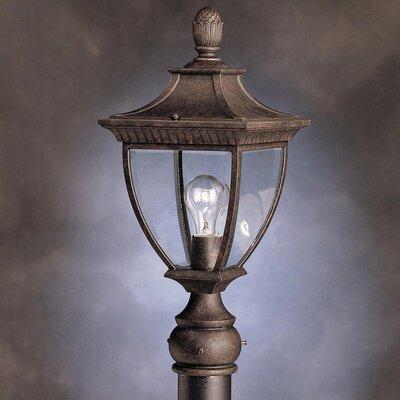 Kichler Amesbury 1 Light Outdoor Post Lantern