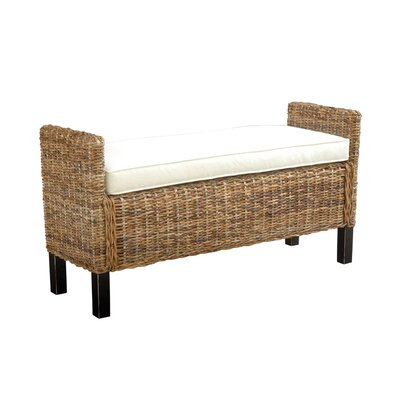Jeffan Panama Abaca Bench
