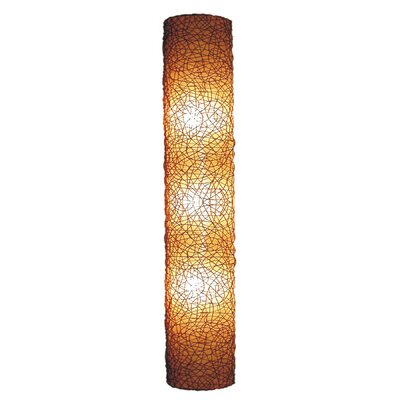 Jeffan Modern Three Light Large Wall Lamp
