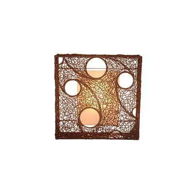 Jeffan Cascade Square Wall Lamp