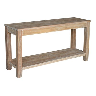 Jeffan Domme Console Table