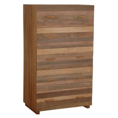 Jeffan Sedona 5 Drawer Chest