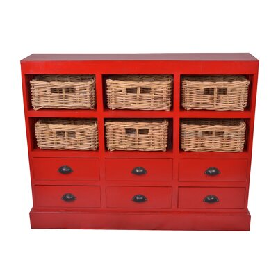 Jeffan Nantucket Storage Cabinet