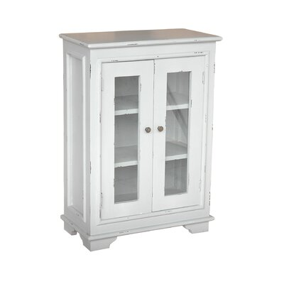 Jeffan Sevilla Small Cabinet with Glass Door