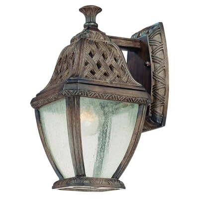 Troy Lighting Biscayne 1 Light Wall Lantern