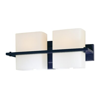 Troy Lighting Blade  Vanity Light in Forged Iron