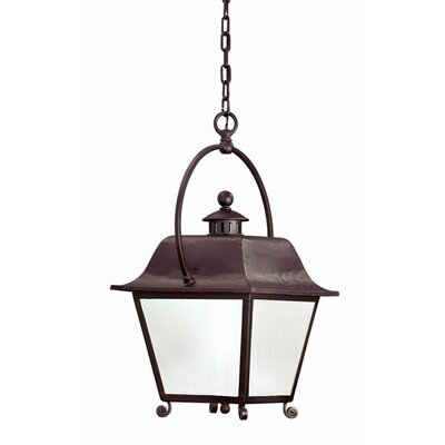 Troy Lighting Bristol 4 Light Hanging Lantern