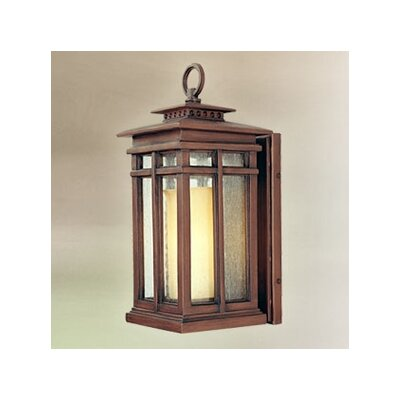 Troy Lighting Cottage Grove  Wall Lantern in Cottage Bronze - Energy Star