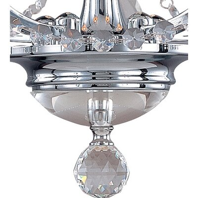 Troy Lighting Fountainbleau 5 Light Chandelier