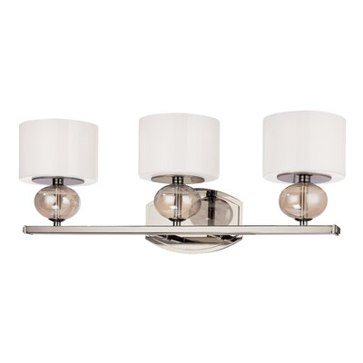 Troy Lighting Fizz 3 Light Bath Vanity Light