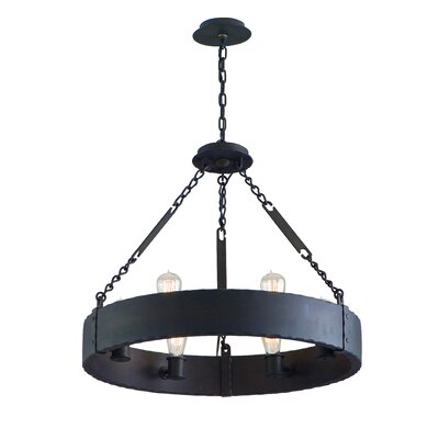 Troy Lighting Jackson 6 Light Medium Pendant