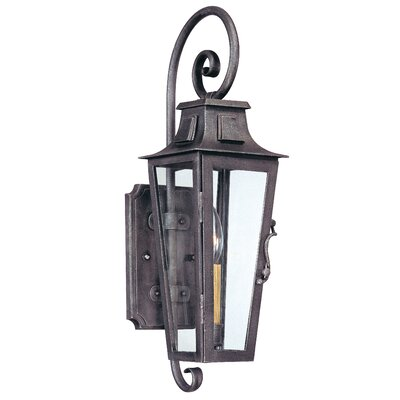 Troy Lighting French Quarter 1 Light Outdoor Wall Light