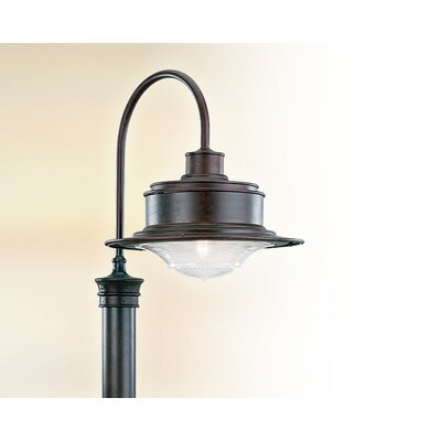 Troy Lighting South Street 1 Light Outdoor Post Lantern