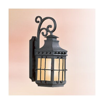 Troy Lighting Dover 1 Light Wall Lantern