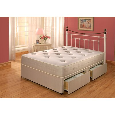 Repose New Sculpture Memory Foam Pocket Sprung 1000 Mattress