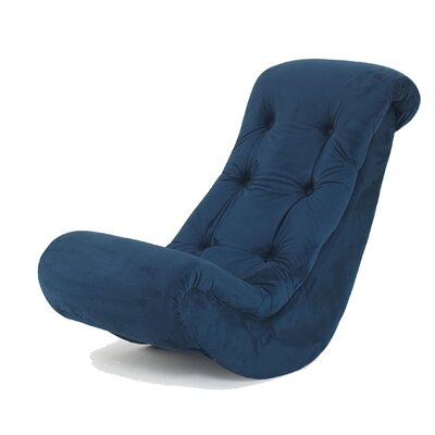 Banana Rocker in Navy Blue