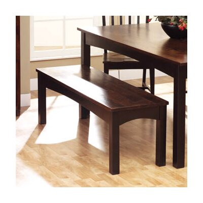 William Sheppee Tahoe Wooden Kitchen Bench