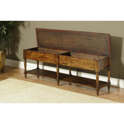 William Sheppee Georgetown Storage Entryway Bench