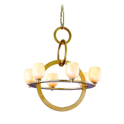 Corbett Lighting Cirque 6 Light Chandelier