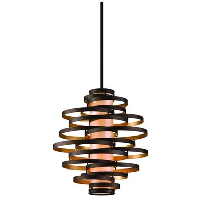 Corbett Lighting Vertigo 2 Light Pendant