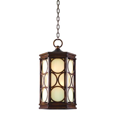 Corbett Lighting Holmby Hills 4 Light Hanging Lantern