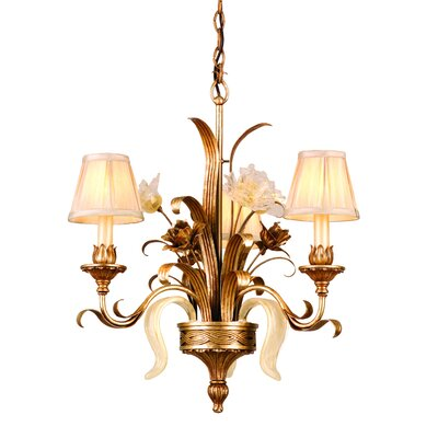 Tivoli 3 Light Chandelier