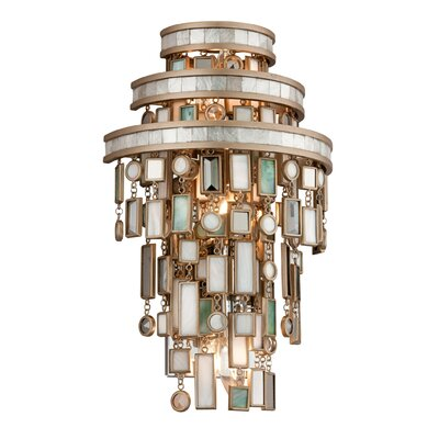 Corbett Lighting Dolcetti 3 Light Wall Sconce