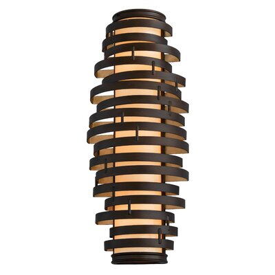 Corbett Lighting Vertigo Large 3 Light Wall Sconce