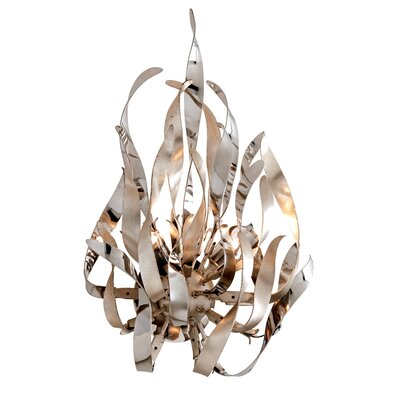 Corbett Lighting Graffiti 2 Light Wall Sconce