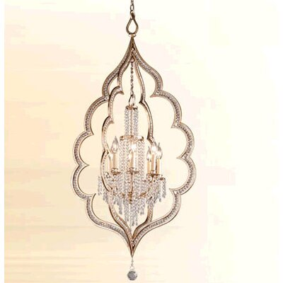 Corbett Lighting Bijoux 8 Light Pendant