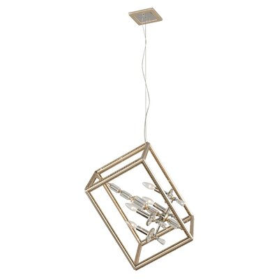 Corbett Lighting Houdini 4 Light Pendant
