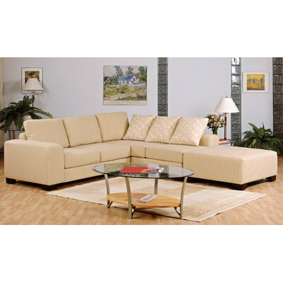 Van Gogh Designs Jacob Modular Modular Sectional