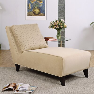 Van Gogh Designs Barbara Fabric Chaise Lounge